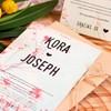 Foto de Invitación de boda NATURE VINTAGE
