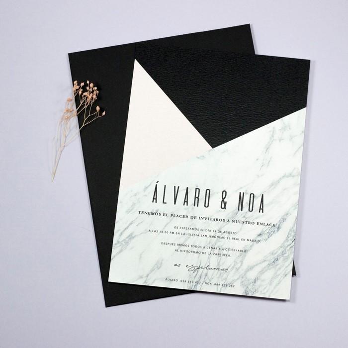 Foto de Invitación de boda ANOUK