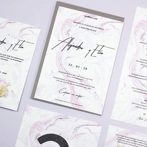 Foto de Invitación de boda CELINE