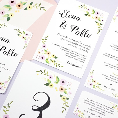 Foto de Invitación de boda EMMA