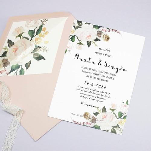 Foto de Invitación de boda CHLOÉ