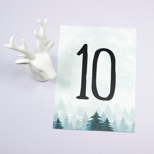 Foto de Número de mesa ANNE