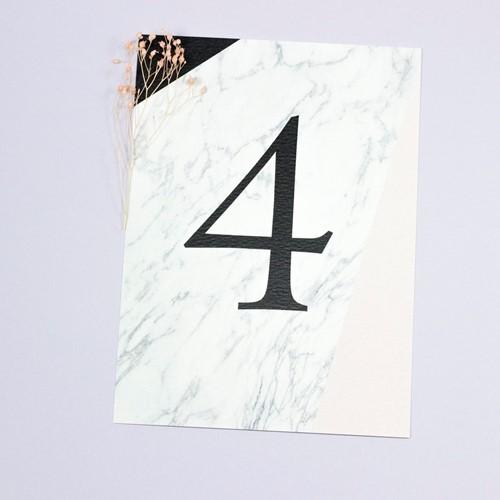 Foto de Número de mesa ANOUK