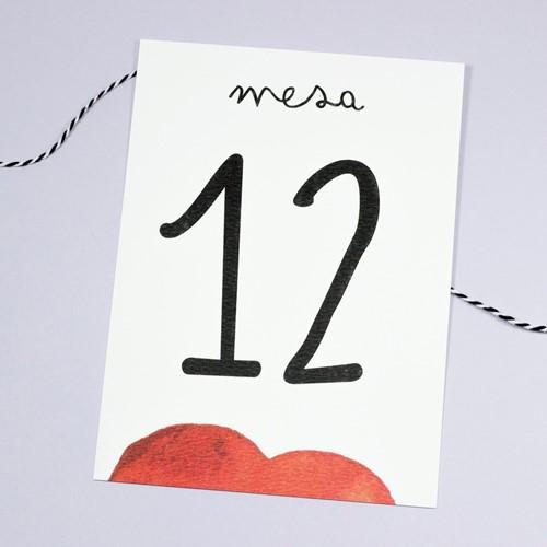 Foto de Número de mesa COLETTE