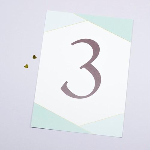 Foto de Número de mesa DIAMOND