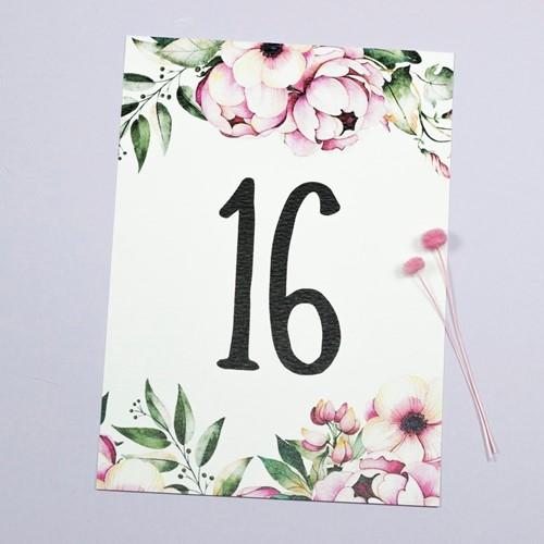 Foto de Número de mesa ELIETTE