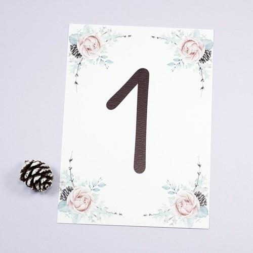 Foto de Número de mesa VELVET