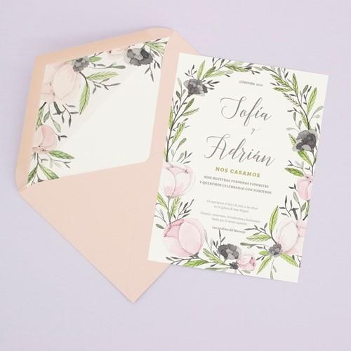 Foto de Invitación de boda SOPHIE