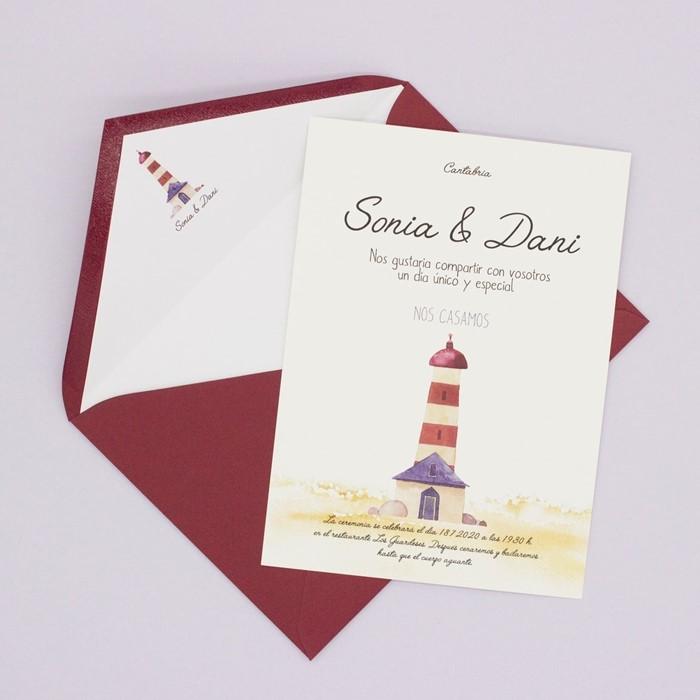 Foto de Invitación de boda GIANNA