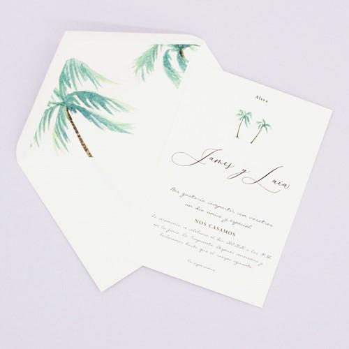 Foto de Invitación de boda JANNA